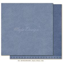 Maja Design Monochromes 12X12 Shades of Denim - Blue