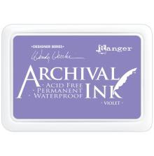 Ranger Archival Ink Pad - Violet