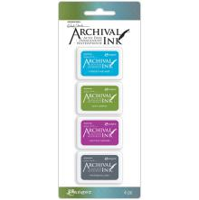 Ranger Ink Mini Archival Ink Pads - Kit#2 Wendy Vecchi