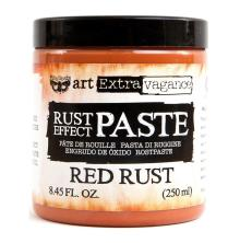 Prima Finnabair Art Extravagence Rust Effect Paste 250ml - Red Rust