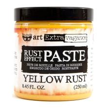 Prima Finnabair Art Extravagence Rust Effect Paste 250ml - Yellow Rust