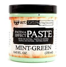 Prima Finnabair Art Extravagance Patina Effect Paste 250ml - Mint Green