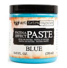 Prima Finnabair Art Extravagance Patina Effect Paste 250ml - Blue