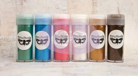 Prima Finnabair Art Ingredients Mica Powder 6/Pkg
