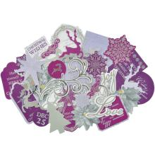 Kaisercraft Collectables Cardstock Die-Cuts - Christmas Jewel UTGÅENDE