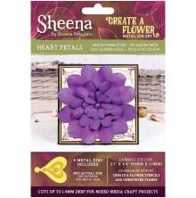 Sheena Douglass Create a Flower Metal Die - Heart Petals