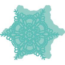 Kaisercraft Decorative Die - Doily Snowflake