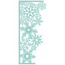Kaisercraft Decorative Die - Snowflake Border