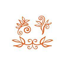 Tonic Studios Essentials Flowers & Flourishes - Mozarts Blossom Flourish 1757E