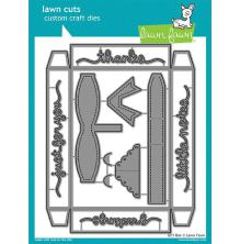 Lawn Fawn Custom Craft Die - Gift Box