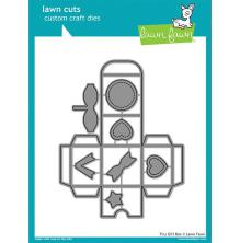 Lawn Fawn Custom Craft Die - Tiny Gift Box
