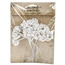 Tim Holtz Idea-0logy Bouquet - White