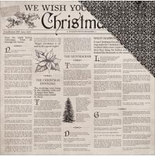 Kaisercraft Christmas Edition Double-Sided Cardstock 12X12 - Christmas Tale UTGÅ
