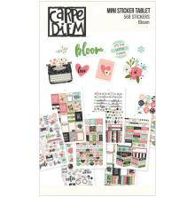 Simple Stories Carpe Diem Mini Stickers - Bloom