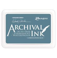 Ranger Archival Ink Pad - Cornflower Blue