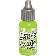 Tim Holtz Distress Oxide Ink Reinker 14ml - Twisted Citron