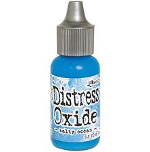 Tim Holtz Distress Oxide Ink Reinker 14ml - Salty Ocean
