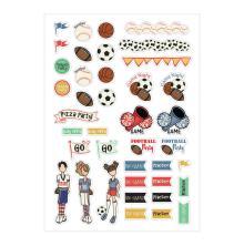 Prima Planner Stickers - Julie Nutting Sport UTGÅENDE