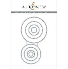 Altenew Die Set - Halftone Circles Nesting