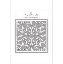 Altenew Stencil 6X6 - Layered Kaleidoscope A