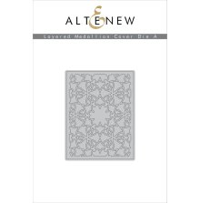 Altenew Die Set - Layered Medallions Cover A UTGÅENDE