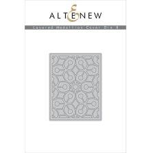 Altenew Die Set - Layered Medallions Cover B UTGÅENDE