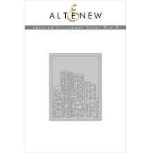 Altenew Die Set - Layered Cityscape Cover B