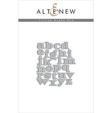 Altenew Die Set - Inline Alpha