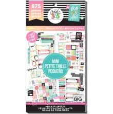 Me & My Big Ideas Happy Planner Sticker Value Pack - MINI Productivity
