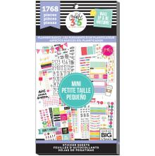 Me & My Big Ideas Create 365 MINI Sticker Value Pack - Mini Planner Basics