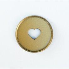 Me & My Big Ideas Planner Expander Discs 9/Pkg - Gold