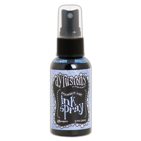Dylusions Ink Spray 59ml - Periwinkle Blue