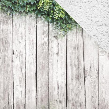 Kaisercraft Wandering Ivy Double-Sided Cardstock 12X12 - Ivy Wall