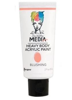 Dina Wakley Media Heavy Body Acrylic Paint 59ml - Blushing