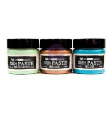 Prima Finnabair Art Extravagance Patina Effect Paste Set