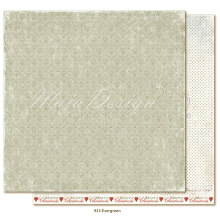 Maja Design Joyous Winterdays 12X12 - Evergreen