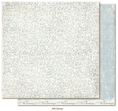 Maja Design Joyous Winterdays 12X12 - Glisten