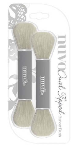 Tonic Studios Nuvo - Dual Ended Blender Brush 979N