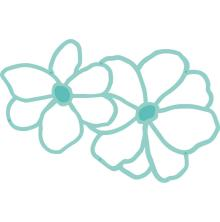 Kaisercraft Decorative Die - Hanami Flowers