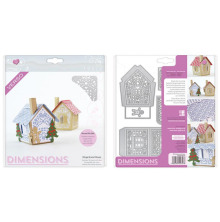 Tonic Studios Gingerbread House Die Set 747E