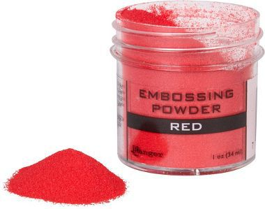 Ranger Embossing Powder - Red