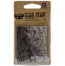 Prima Finnabair Clear Stamp 2.5X3 - Wood
