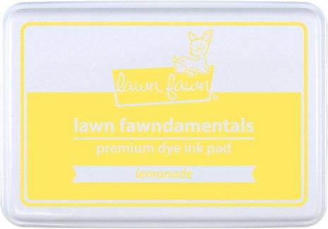 Lawn Fawn Ink Pad - Lemonade