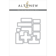 Altenew Die Set - Building Blocks