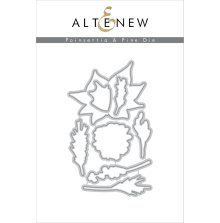 Altenew Die Set - Poinsettia & Pine