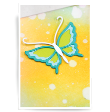 Birch Press Die - Genevieve Butterfly Layer Set