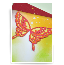 Birch Press Die - Paradiso Butterfly Layer Set