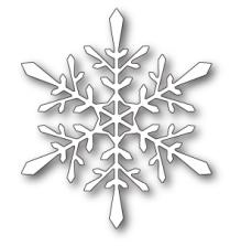Poppystamps Die - Fractal Snowflake