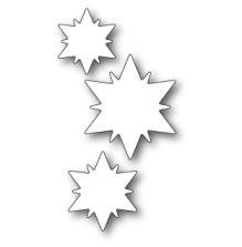 Poppystamps Die - Crystal Ornament Background
