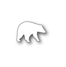 Poppystamps Die - Small Polar Bear